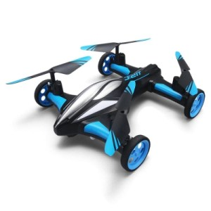 Air Rotate 360 Degrees LED Lights 2.4G RC Quadcopter