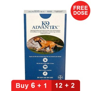 K9 Advantix for Dogs Extra Large Dogs