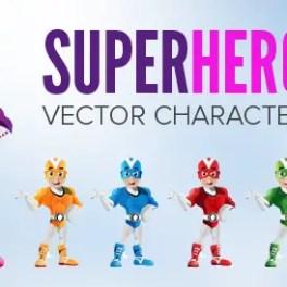 mega-superhero-character-free-vector