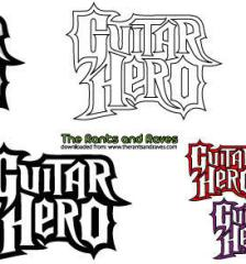 093_mixed_guitarhero-letter-design-free-vector