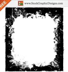 056-free-grunge-border-frames-vector-l