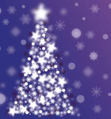 244-free-abstract-sparkle-christmas-tree-vector-background