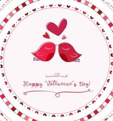 460-valentine-card-love-birds-vector-graphic