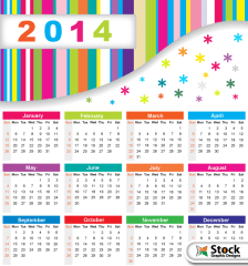 colorful-calendar-2014-vector-free-4