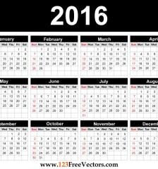 printable-2016-calendar-template-free-vector