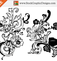 045-free-vector-hand-drawn-floral-design-elements-l