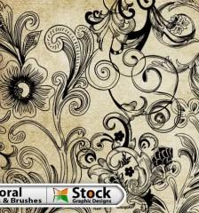 073-free-vector-floral-illustrator-vector-brush-pack-l