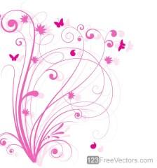 221-vector-floral-design-5-pink-floral-background