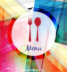 082-restaurant-menu-background-vector