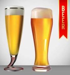 305-beer-glass-vector-art-free