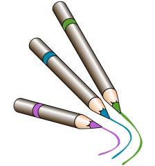 459-crayons-vector-art
