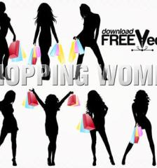 252-free-vector-shopping-women-silhouettes-clipart-l