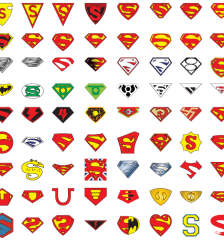 134-72-years-of-superman-s-logo-vector
