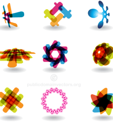 162-colorful-abstract-logotype-design-shapes-vector
