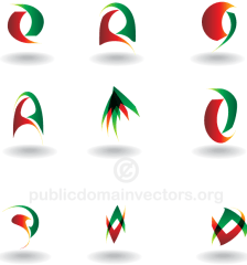 166-vector-abstract-logo-design-elements