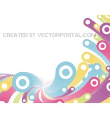 abstract-illustration-with-colorful-circles-free-vector-2513