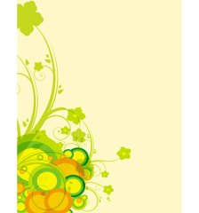 circles-and-flowers-background-free-vector-292