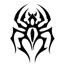 spider-tribal-style-free-free-vector-2895
