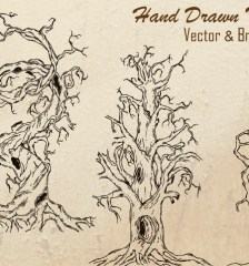 hand-drawn-tree-vector-illustration-photoshop-brushes