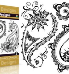 paisley-designs-vector-brush-pack-set-1