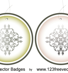 077_Free_Vector_Badges