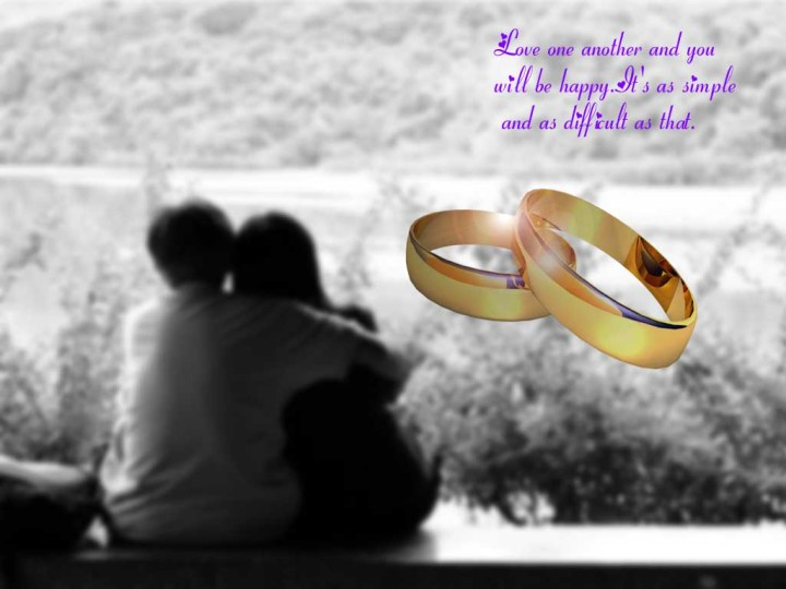 Wedding Quotes With Wallpapers. 1024 x 768.Thanksgiving New Year Greetings Message Sample