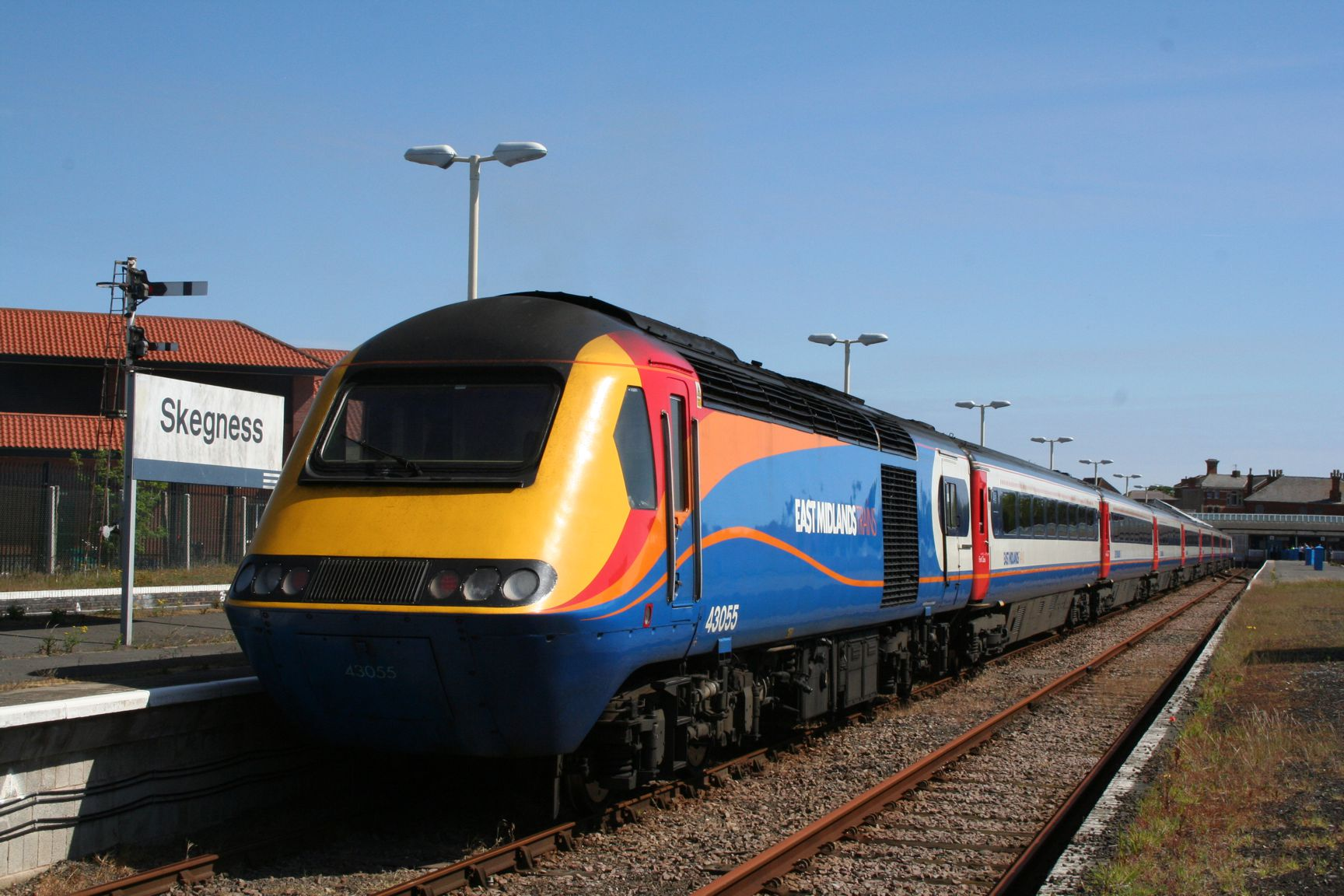 East Midlands Trains 125 Group
