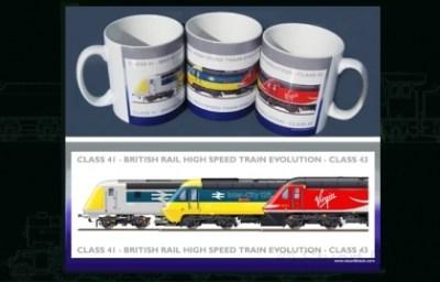 HST Evolution Mug