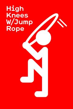 Heart Pounding Jump High HIIT Workout