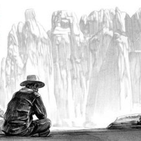 Indeh, el cómic de Ethan Hawke