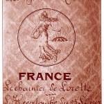 Manuscrit original cahier n06 1