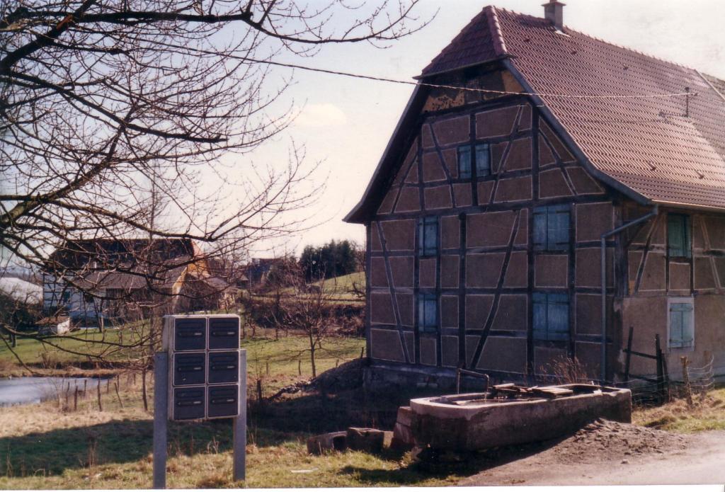 Maison de Dominik Richert