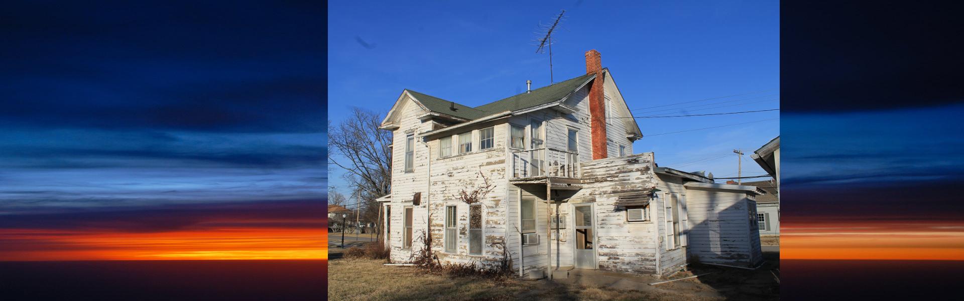 1858 Garnett House Hotel