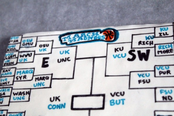 March Madness Cookie