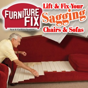 fix couch sagging