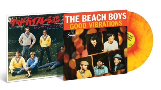 """The Beach Boys celebrate 50 years of """"Good Vibrations"""""""