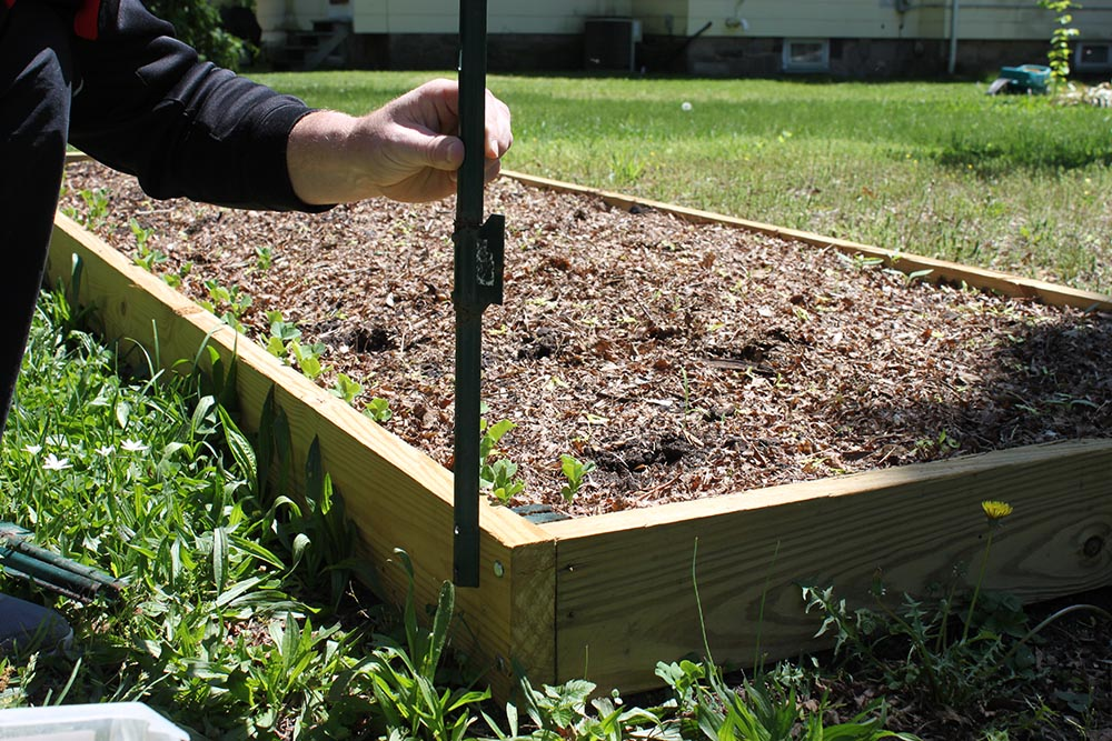 Ways to keep animals out of your garden build a simple