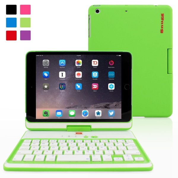 top 5 best apple ipad mini 4 keyboard cases 1mtb. Black Bedroom Furniture Sets. Home Design Ideas