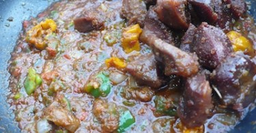 how to make gizzard sauce