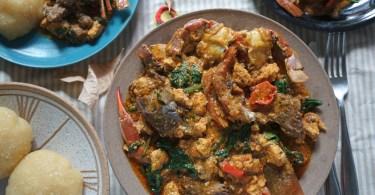 Nigerian Egusi Soup (3)