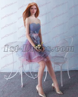 Small Of Short Prom Dresses