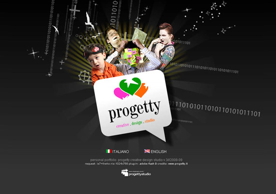 progetty-studio-creative-flash-webdesign-inspiration