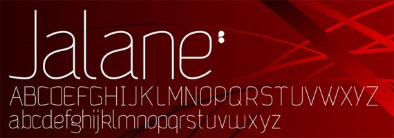 Jalane-light-free-fonts-minimal-web-design