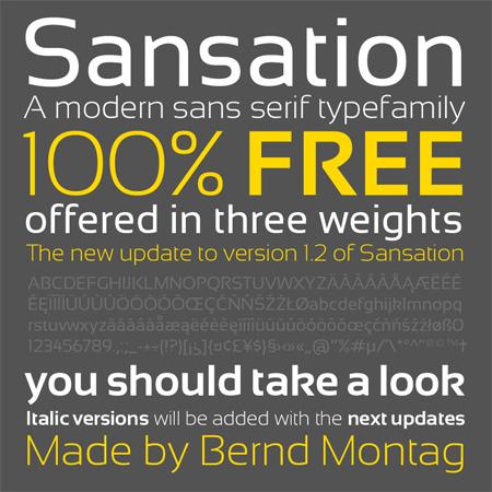 Sansation-free-fonts-minimal-web-design