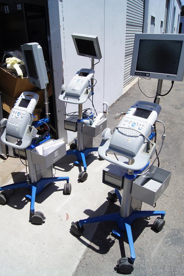 SonoSite 180 Plus portable ultrasound for sale in San Diego Ca.