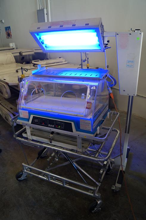 2 Neonatal Photo Therapy Light for Sale Air Shields