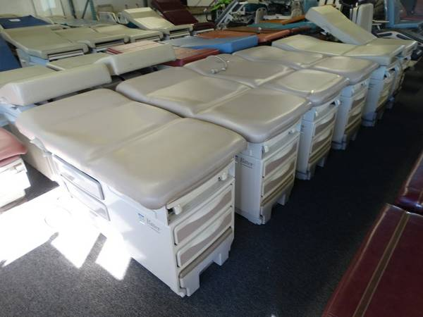 Ritter 204 manual exam tables for sale