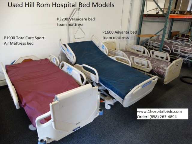 used-hill-rom-hospital-beds-for-sale
