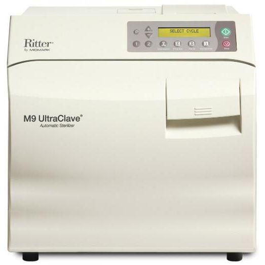 Ritter M9 tablestop sterilizer for sale $2,200 - call 858-263-4894 to order.