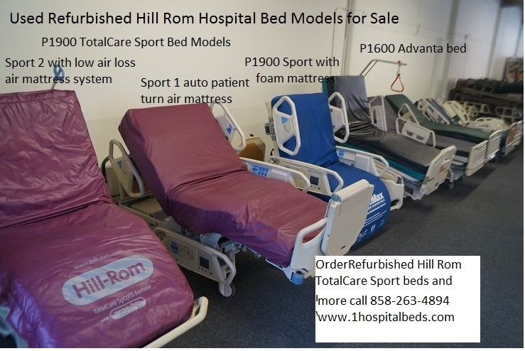Hospital Bed Store Used Hill Rom Bed Models